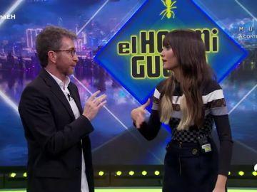 """Aitana se estrena en 'El teléfono escacharrado de imitaciones': """"¡No os riais de mí!"""""""