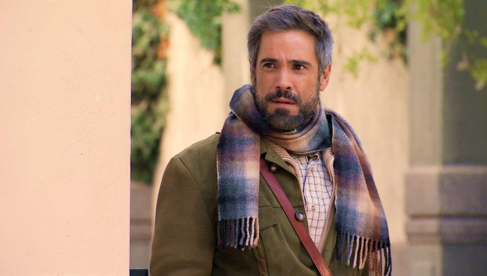 Gorka es testigo de la creciente complicidad entre Maica y Guillermo