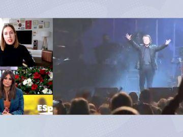 """Deborah García Bello: """"El concierto de Raphael me parece una falta de coherencia y ejemplaridad"""""""