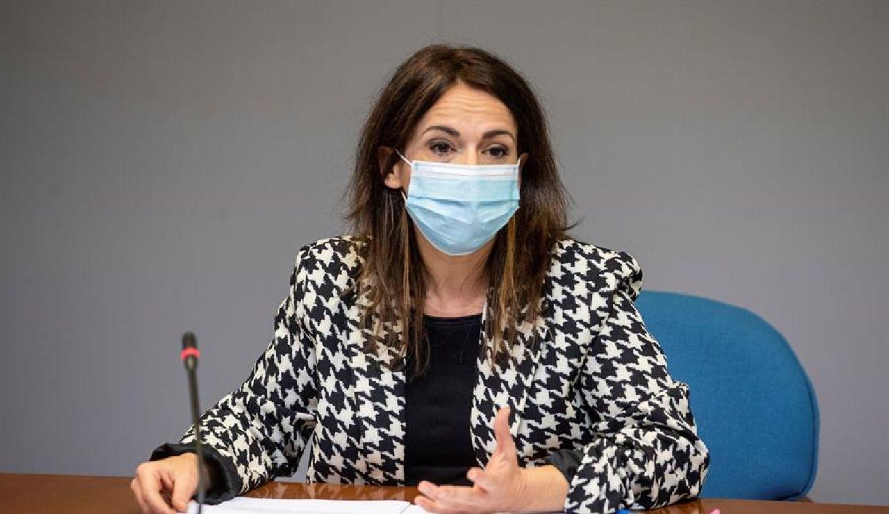 Silvia Calzón, secretaria de Estado de Sanidad