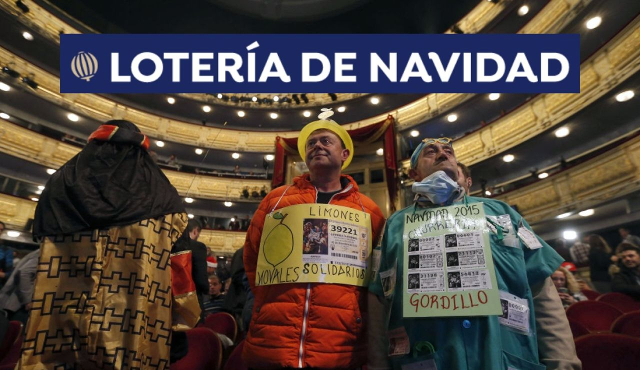 Lotería de Navidad 2020: El Teatro Real sin disfraces ni frikis
