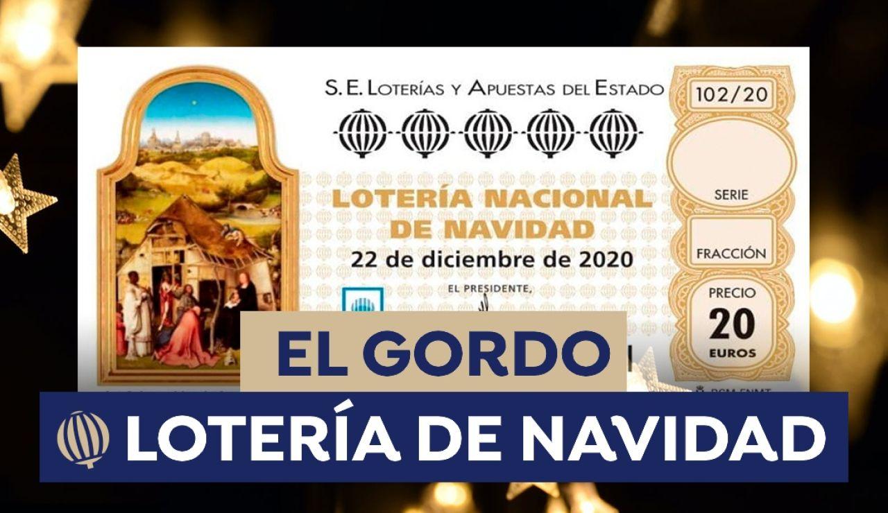 El Gordo de Navidad: Comprobar número del primer premio de la Lotería de Navidad 2020