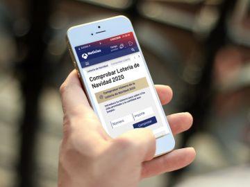 Lotería de Navidad 2020: Cómo comprobar tu décimos de la Lotería de Navidad y compartir el resultado por Whatsapp