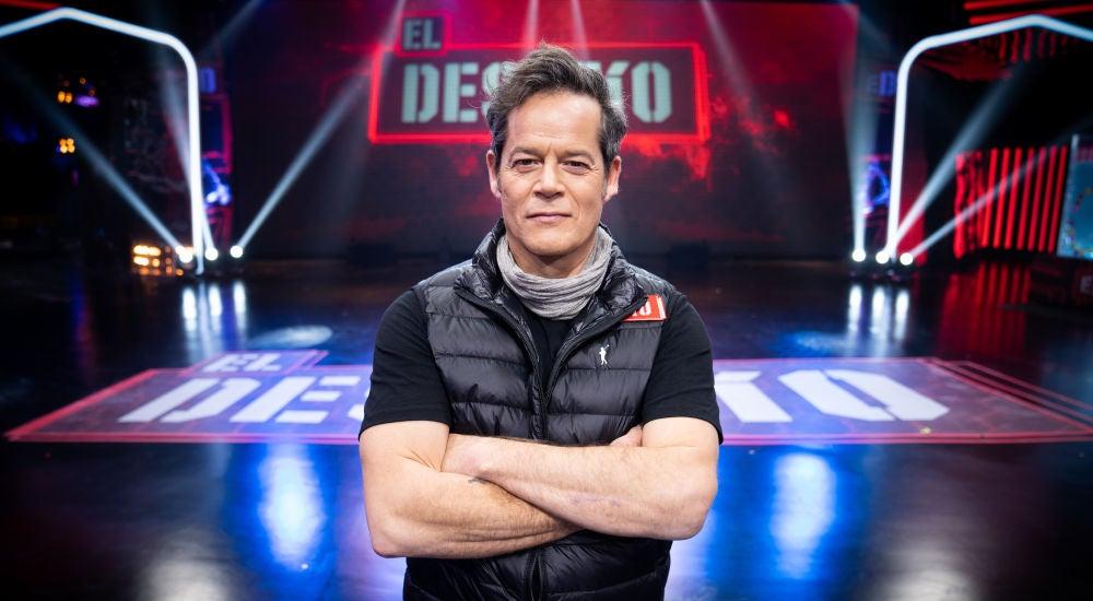 Jorge Sanz en El Desafío