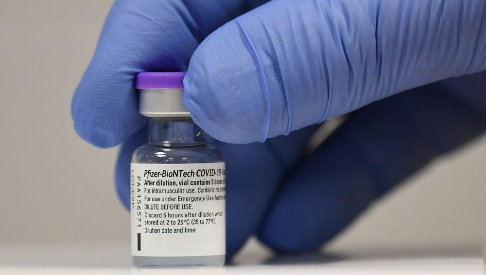 Vacuna contra el coronavirus de Pfizer