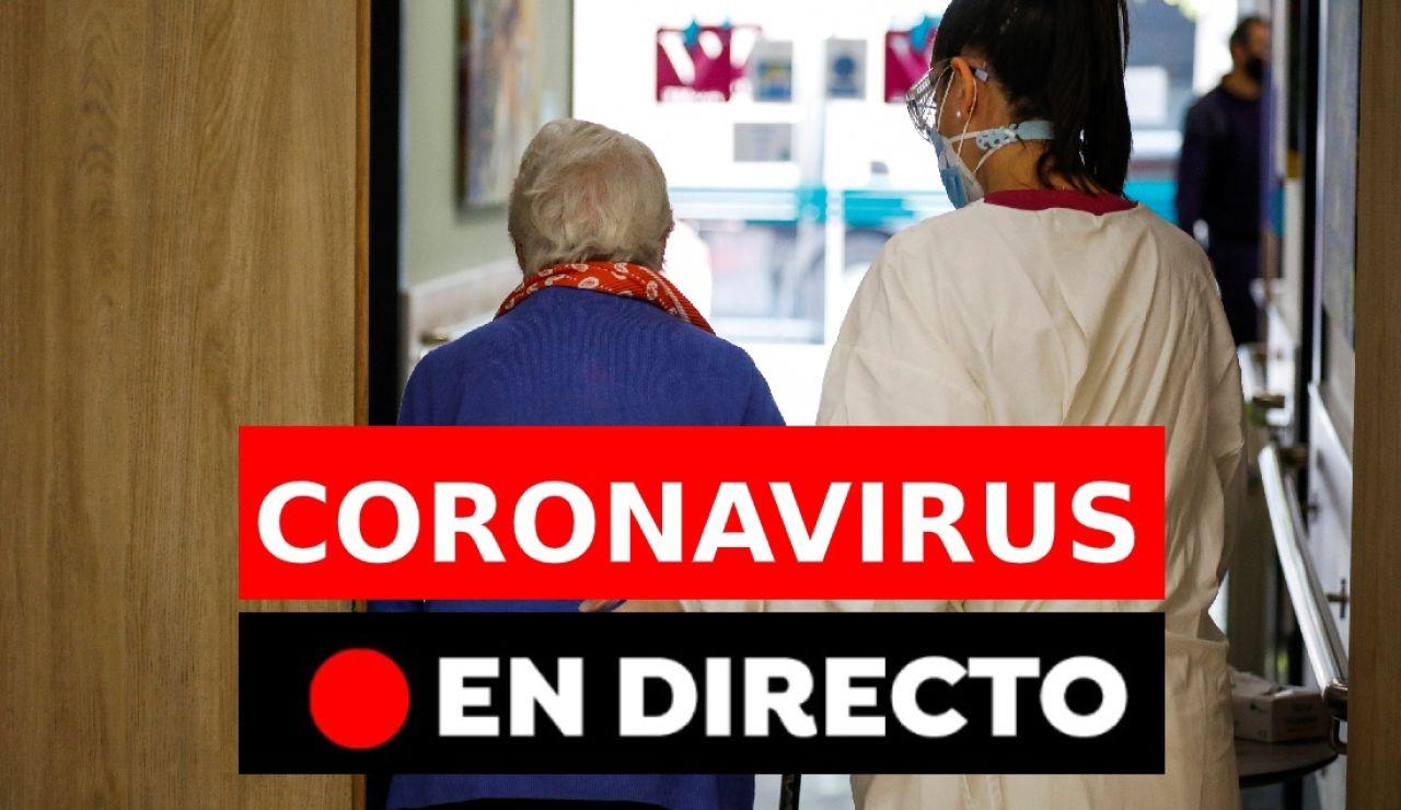 Coronavirus España hoy: Medidas y restricciones de Navidad y última hora de la vacuna, en directo