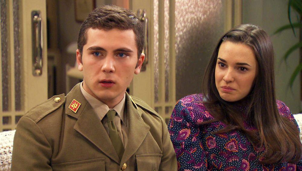Una desorbitada sorpresa de Abel plantea un nuevo futuro para Emma y Manolín
