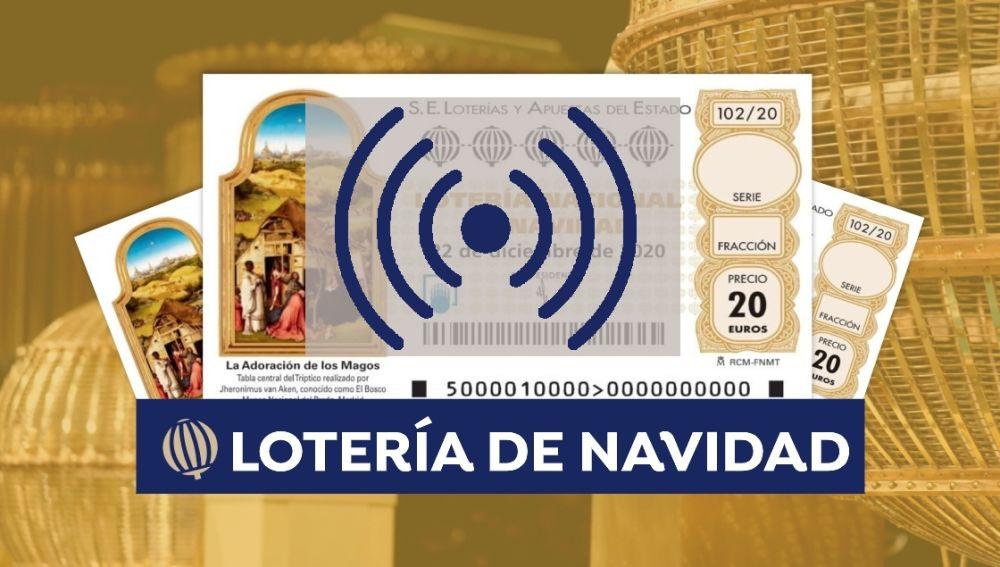 Dónde escuchar el sorteo de Lotería de Navidad 2020: Radio, online, Alexa