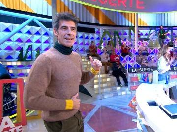 La banda de 'La ruleta de la suerte' conquista con 'Vida de rico' de Camilo
