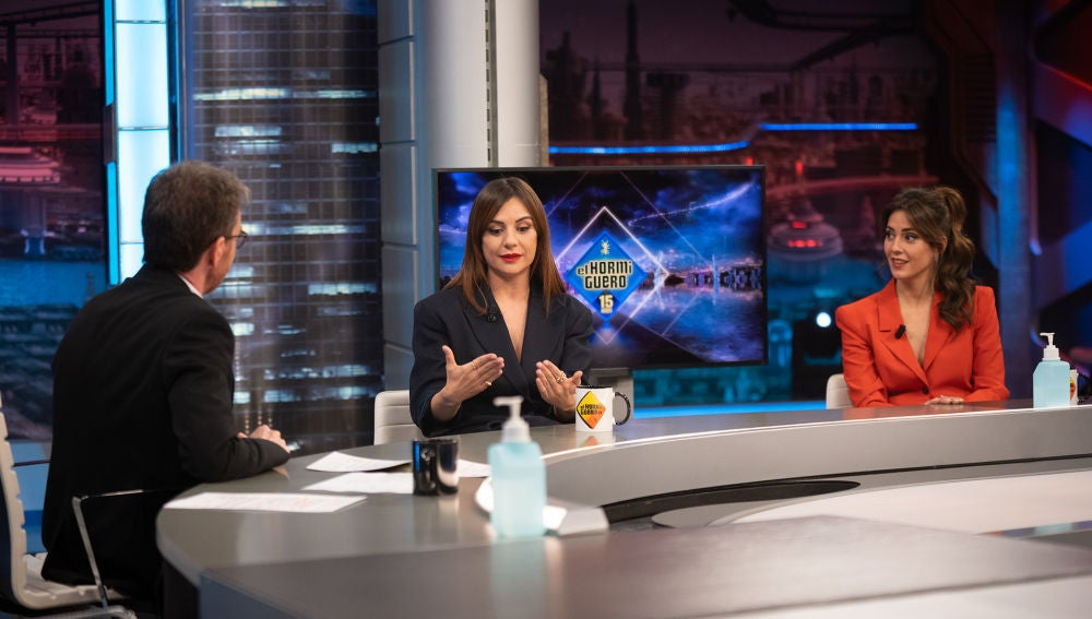 El lado nunca visto de Miren Ibarguren y Eva Ugarte sale a la luz tras las preguntas de Trancas y Barrancas