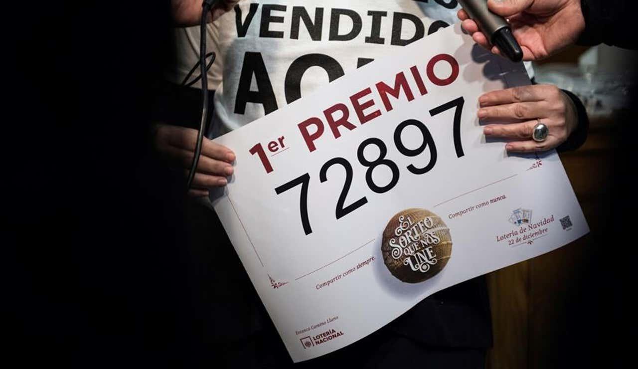 Una familia de Punta Umbría, Huelva, gana el Gordo de la Lotería de Navidad 2020 después de tres años sin ingresos