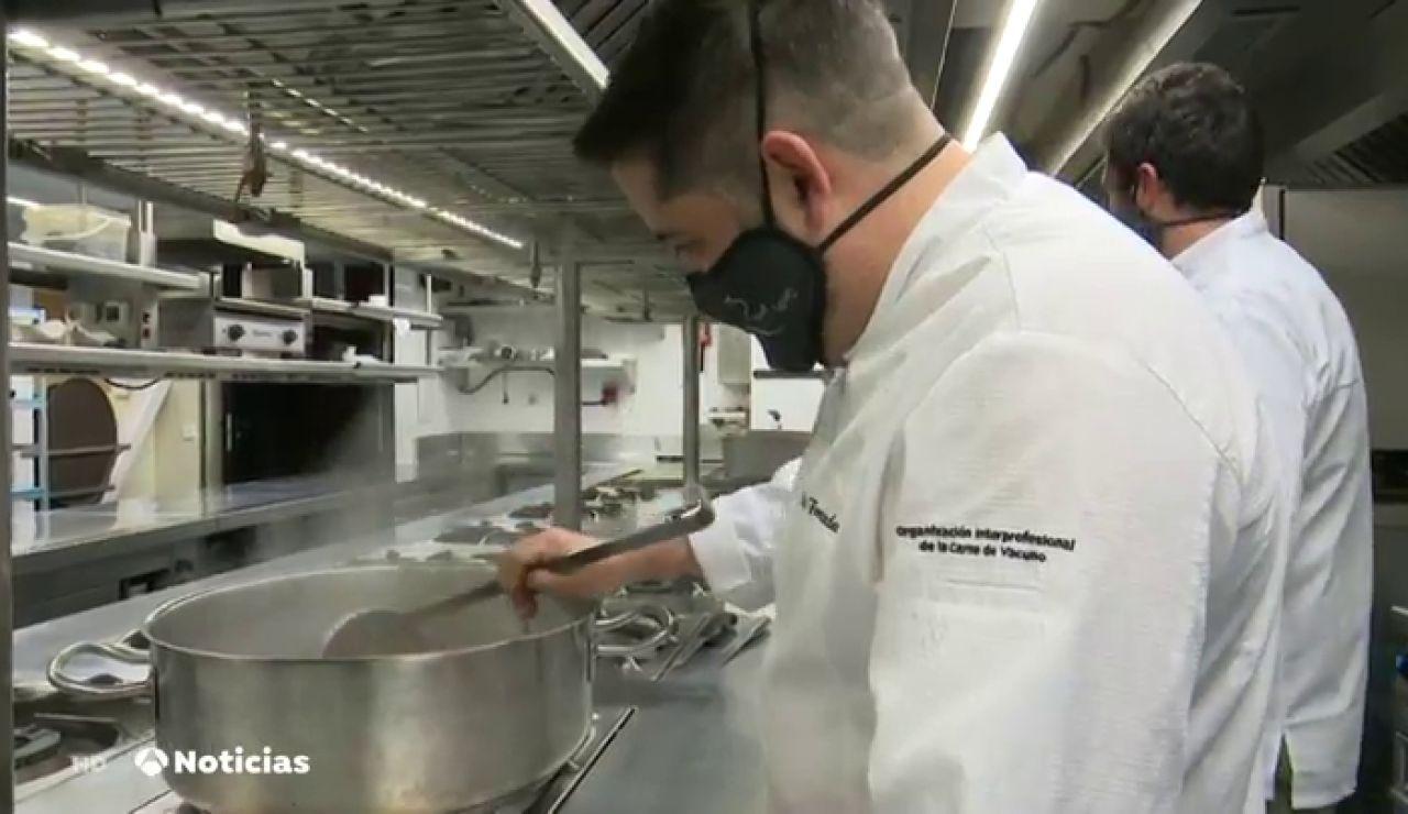 Cinco reconocidos chefs se unen al Ayuntamiento de Madrid para repartir comida durante la Navidad del coronavirus