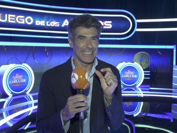 Los motivos indispensables de Jorge Fernández para no perderte el especial famosos de 'El juego de los anillos'