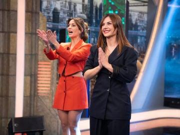 Revive la entrevista completa de Miren Ibarguren y Eva Ugarte en 'El Hormiguero 3.0'