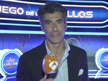 """Jorge Fernández, sobre el especial de 'El juego de los anillos' con famosos: """"Me han dado mucho juego"""""""