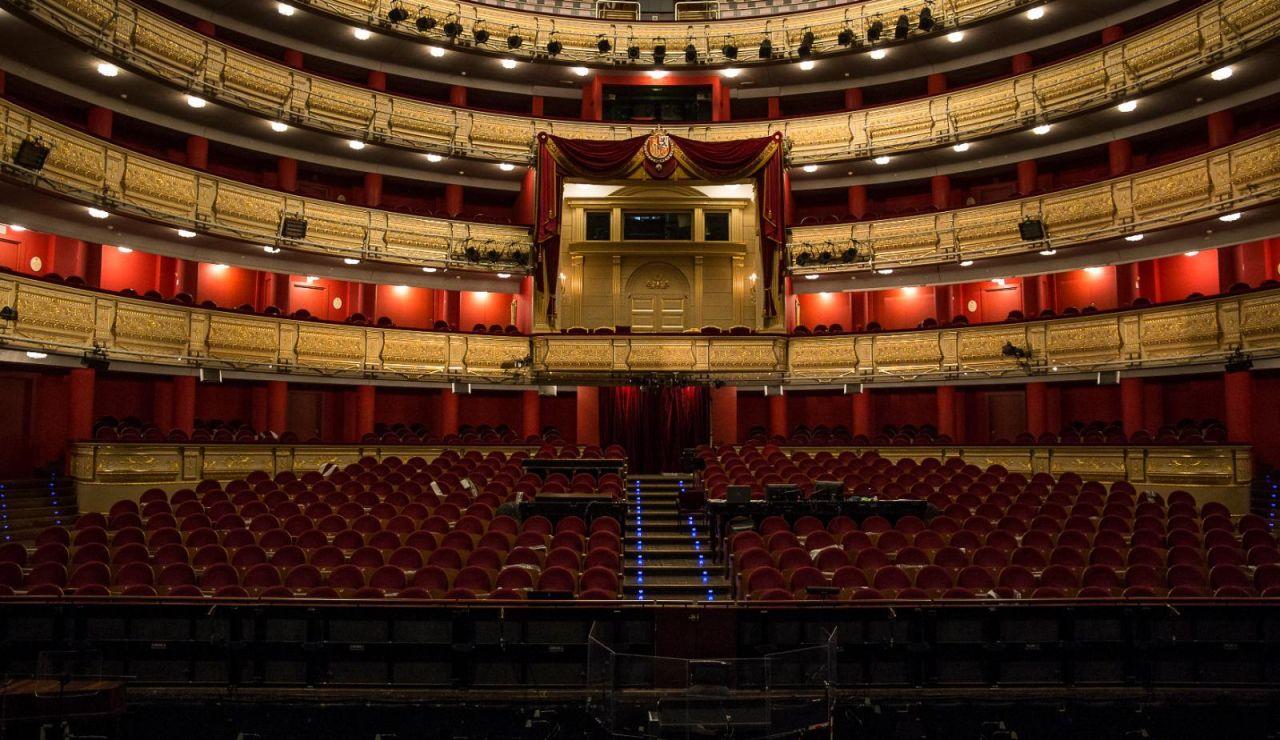 Lotería de Navidad 2020: Antena 3 Noticias entra en el Teatro Real en donde se celebra el sorteo