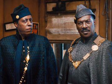 Eddie Murphy en 'El Rey de Zamunda'