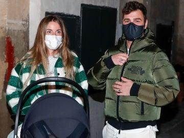 Marta Castro y Fonsi Nieto