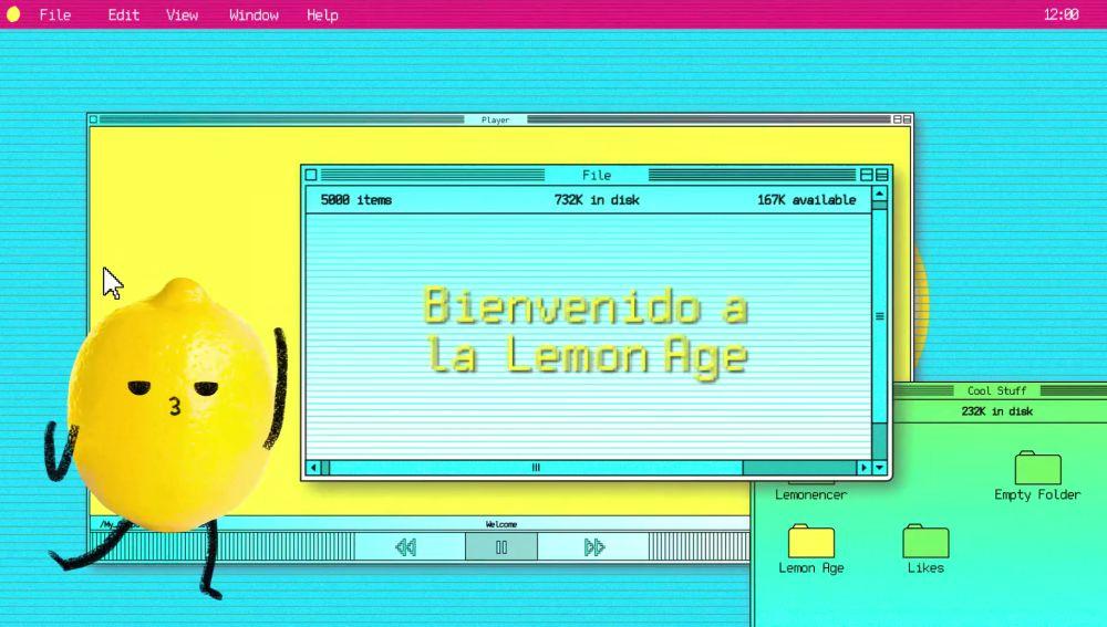 Descubre The Lemon Age y súmate #lemonchallenge, el reto viral más fresco de Europa