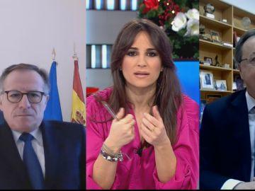 Presidentes de Ceuta y Melilla