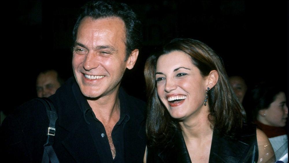 José Coronado y Mónica Molina