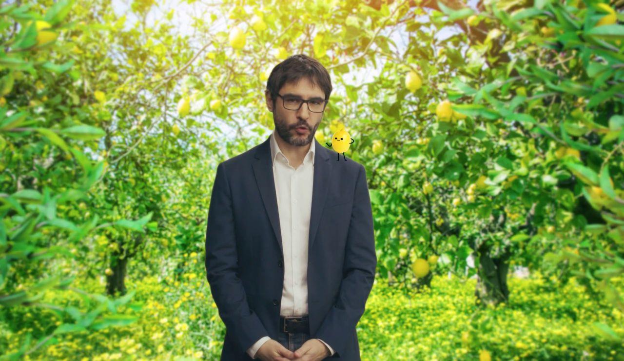 """Juanra Bonet: """"Bienvenidos a la era del limón, la era de lo natural"""""""