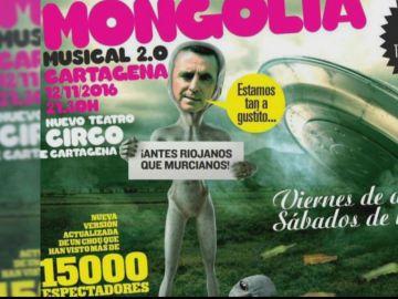 Revista Mongolia denunciada por José María Ortega Cano