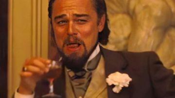 Leonardo DiCaprio en Djando Desencadenado