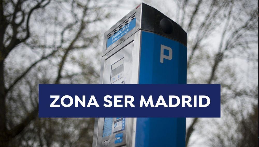 Zona SER Madrid: Horario de la zona azul y zona verde en Nochebuena de 2020