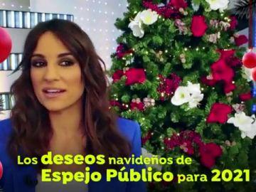 """Los deseos de Navidad de Espejo Público: """"Que a nadie le dé este año por comerse un pangolín"""""""