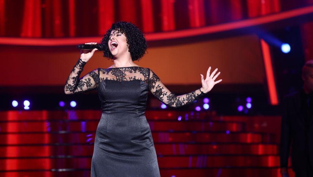 Cristina Ramos emociona con 'Va todo al ganador' como Nina