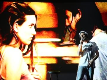 Raúl Pérez le rinde un homenaje a Pau Donés con 'Grita' de Jarabe de Palo