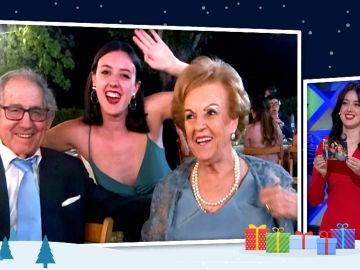 """El tributo de 'La ruleta de la suerte' en el Especial de Navidad a todos los abuelos: """"Vais a dejar el pabellón bien alto"""""""