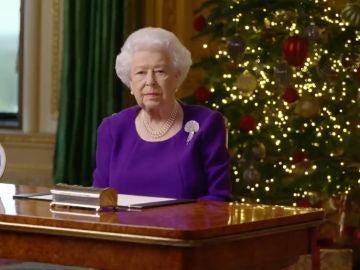 El esperanzador mensaje de la reina de Inglaterra, Isabel II, durante su discurso de Navidad 2020