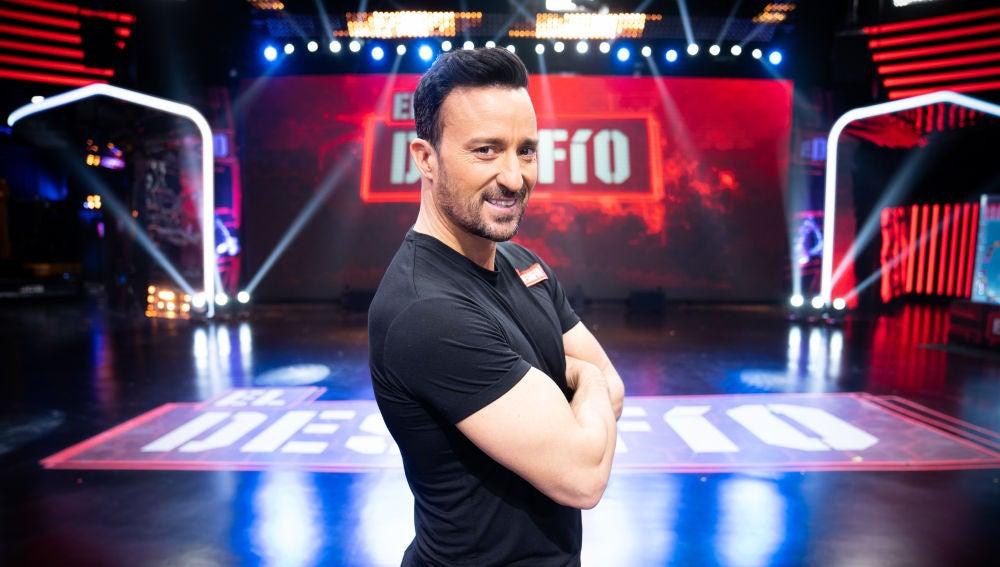 Pablo Puyol, concursante de 'El Desafío'