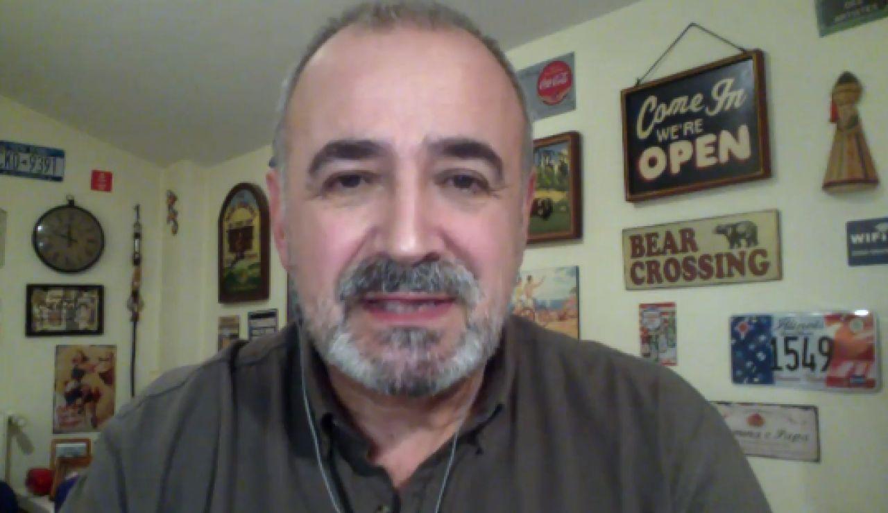 """Ignacio López Goñi, microbiólogo: """"El 2021 será el año de la vacunación, va a ser el comienzo del fin"""""""