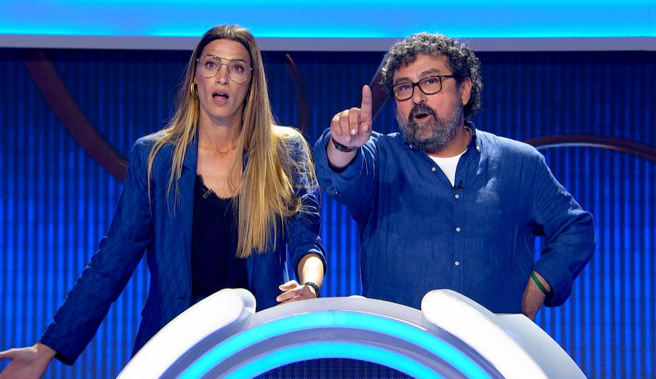 """La indignación de Laura Sánchez en 'El juego de los anillos"""": """"¿A quién se le ocurren estas preguntitas?"""""""
