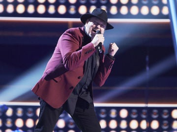 Fernando Demon canta 'Unchain my heart' en la Gran Final de 'La Voz Senior'