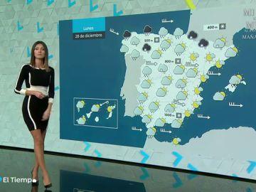 Alerta roja en Galicia, Asturias y Cantabria por oleaje coincidiendo con el comienzo de un nuevo frente frío