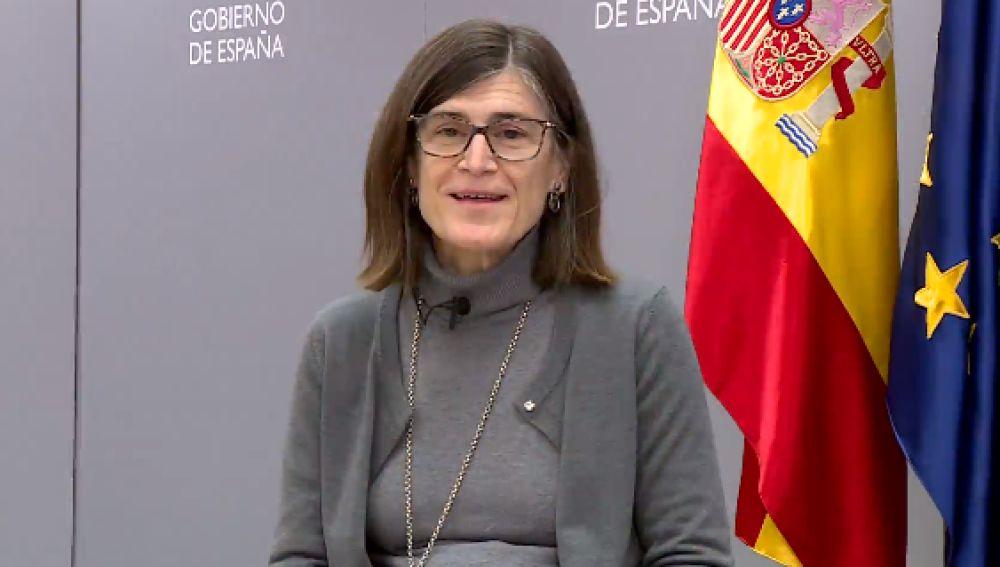 """Pilar Aparicio, directora de Salud Pública, sobre la vacunación: """"Se hará un seguimiento y se registrarán todos los efectos adversos"""""""