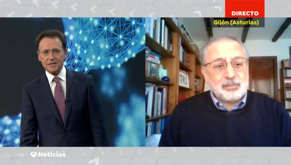 """Daniel López Acuña, exdirectivo de la OMS: """"No sabemos cuál será la duración de la vacuna contra el coronavirus"""""""