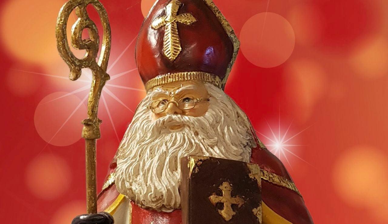 Figura de San Nicolás