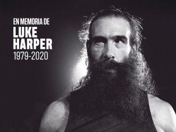 Luke Harper, luchador de la WWE muerto a los 41 años