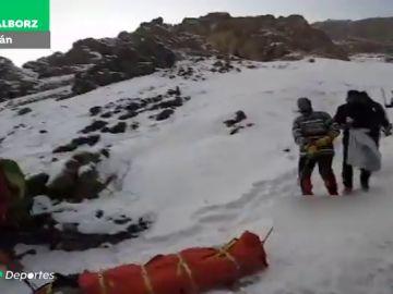 Doce montañeros muertos y tres desaparecidos en las avalanchas en el norte de Irán