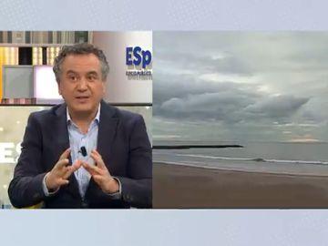 Roberto Brasero habla de la borrasca 'Bella'
