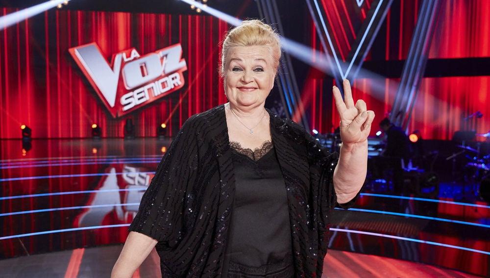 Белоруска Наида Абанович, живущая на Майорке, стала победительницей второго сезона La Voz Senior.