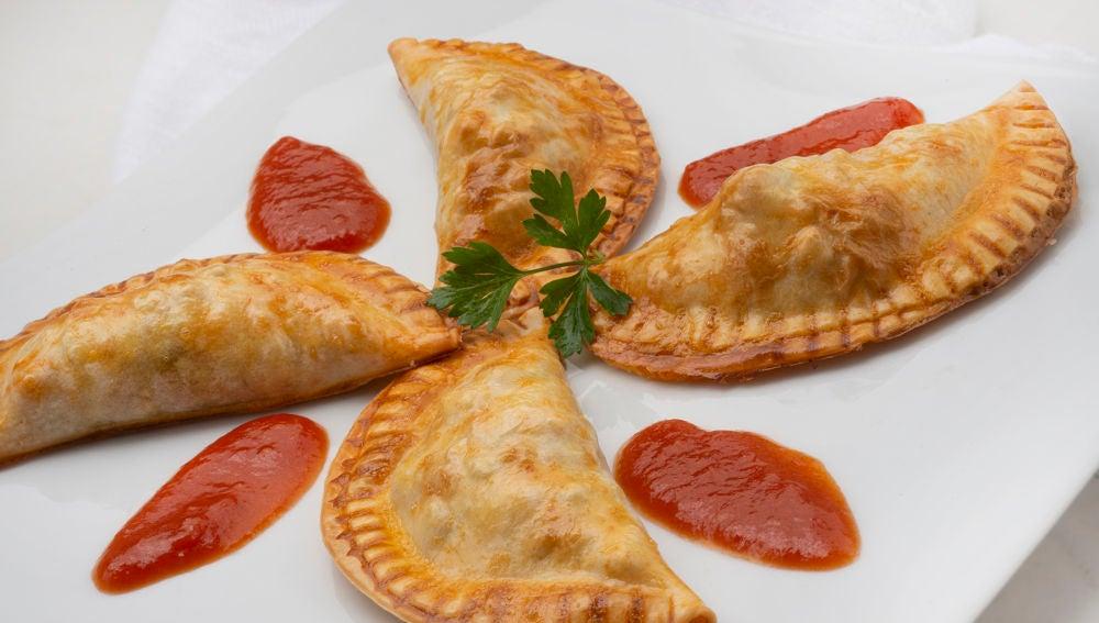 Receta de empanadillas picantes de carne, de Karlos Arguiñano