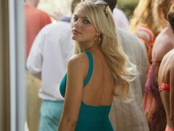 Margot Robbie en 'El lobo de Wall Street'