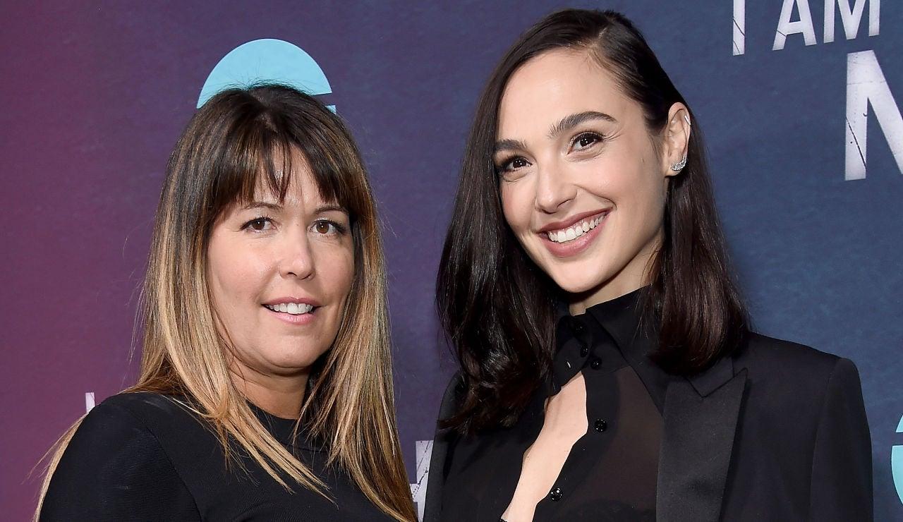 Patty Jenkins y Gal Gadot, directora y protagonista de 'Wonder Woman'
