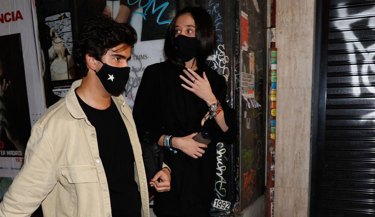 Victoria Federica y su novio, Jorge Bárcenas